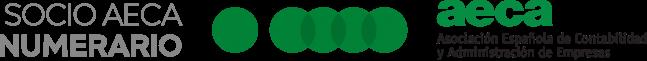 Logotipo Socio AECA Numerario
