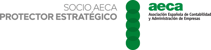 Logotipo Socio AECA Protector Estratégico