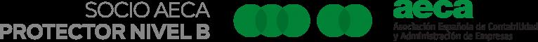 Logotipo Socio AECA Protector Nivel B